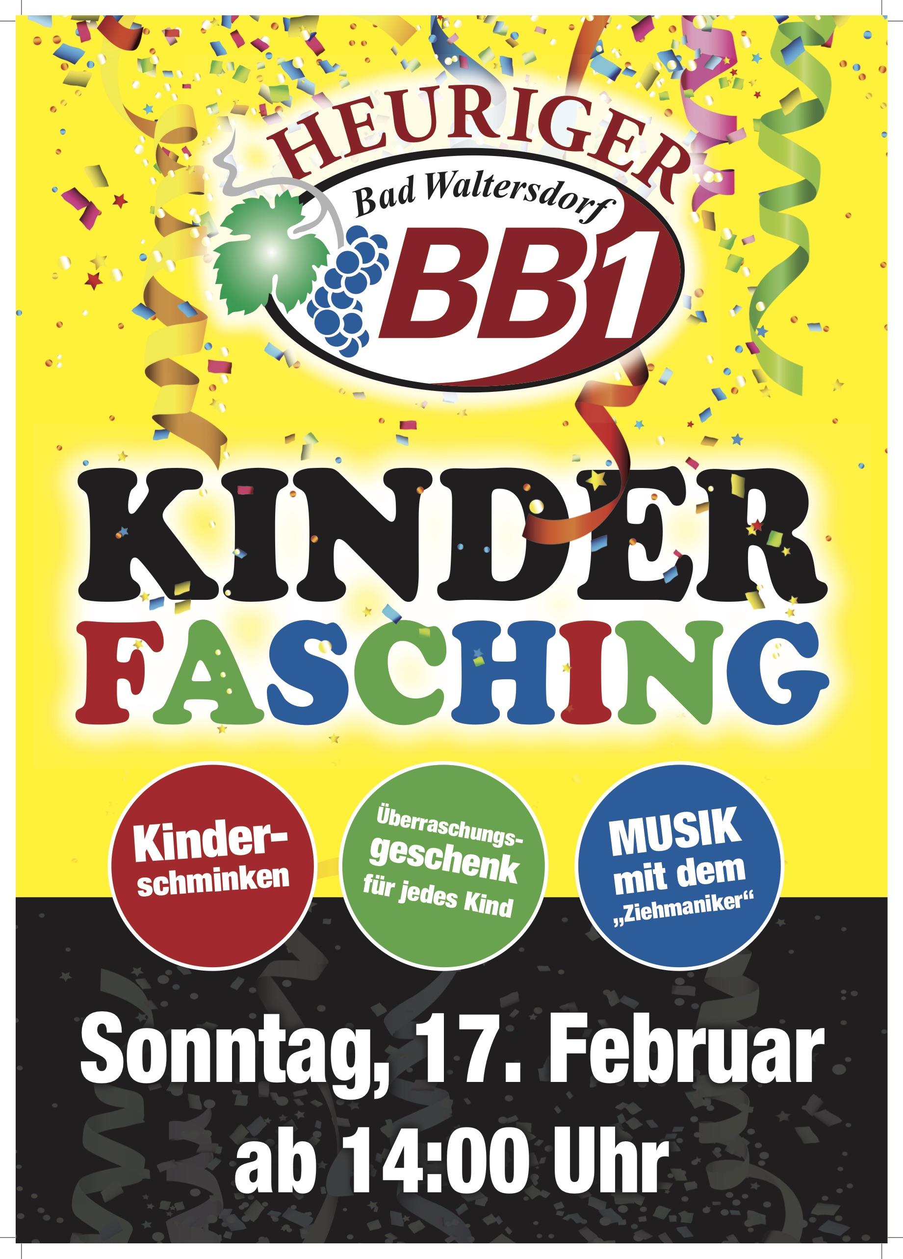 Fasching BB1 Plakat A3-A1 Logo RICHTIG